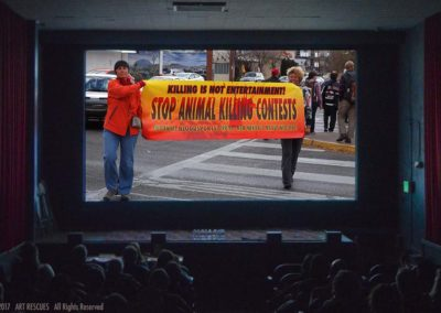 Premiere film screenings of Unfair Game: Ending Wildlife Killing Contests in New Mexico 22