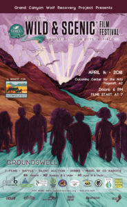 9th Annual Wild & Scenic Film Festival Screening of KILLING GAMES - Sponsored by the Grand Canyon Wolf Recovery Project @ Coconino Center for the Arts   Flagstaff   Arizona   United States